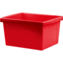 STORAGE BIN 15 L RED STOR EX
